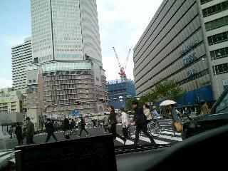 大阪市内で打ち合わせ