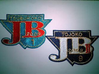 2009シリーズゼッケン