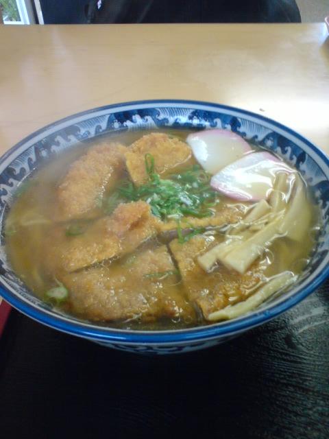 カツラーメン(山金)