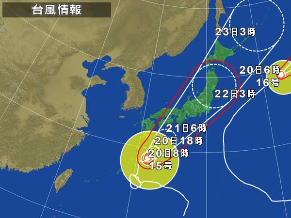 20110920天気図