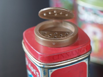スパイス缶口