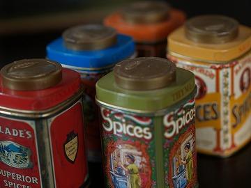 スパイス缶