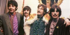 Beatles 1967 colour