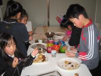 キッズお菓子教室2
