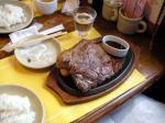 450gの肉!w