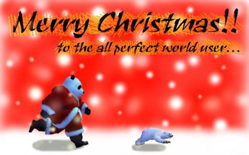 Big Bossオリジナルクリスマスカード2008