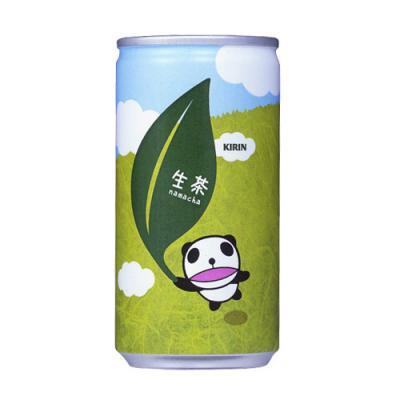 生茶マスコットキャラ「生茶パンダ」