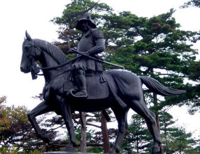 伊達政宗 銅像