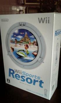 Wii Sports Resort パッケージ