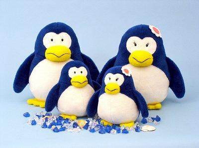 サントリー(現在の版権はホリプロ)「パピプペンギンズ」