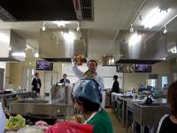 CGC・エバラお料理教室 in 天谷調理師専門学校