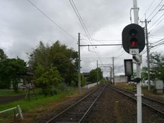 もちろん電車で行きました!えちぜん鉄道です。