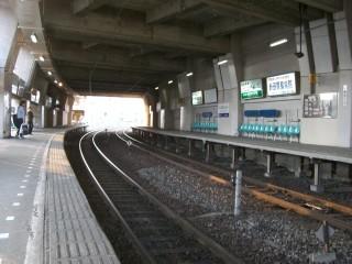 えちぜん鉄道福井大前駅