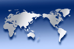 一般的な世界地図