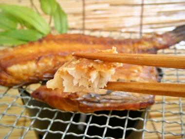 赤魚醤油干(箸)a