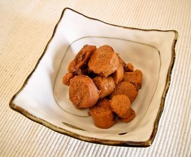 魚卵甘露煮70g(皿)a