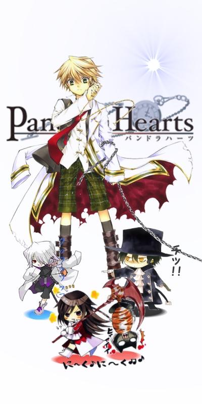 PandoraHearts 2