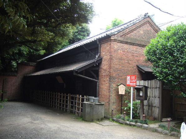 乃木邸厩舎