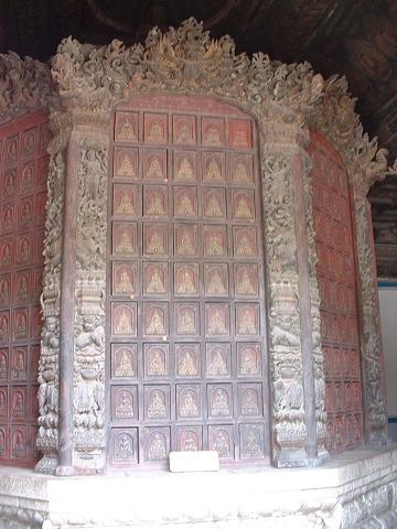 智化寺転輪蔵