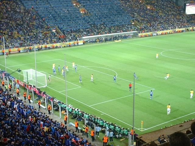 ブラジル攻撃