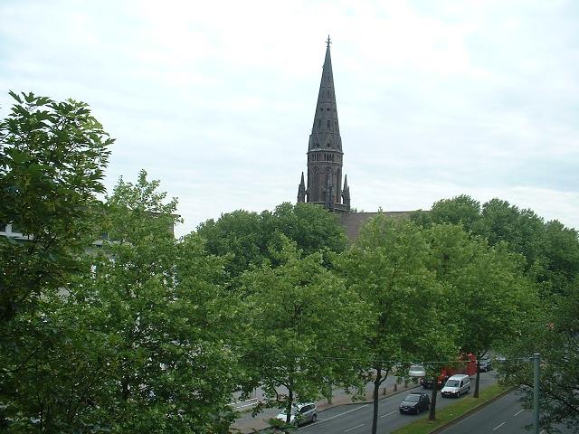 Bochumホテル窓