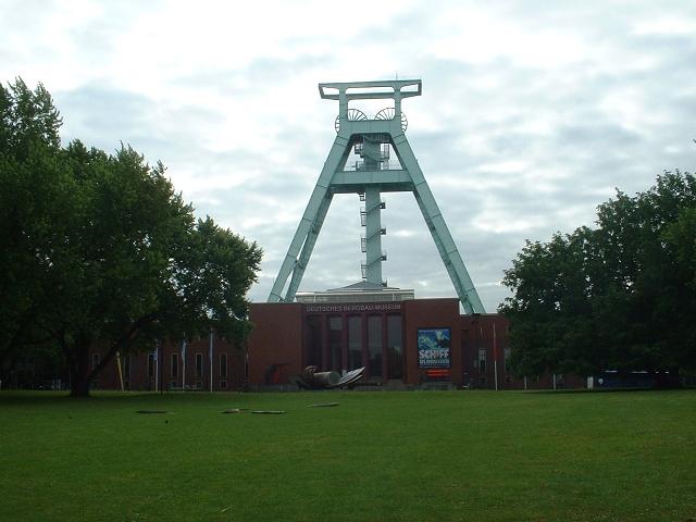 炭鉱博物館