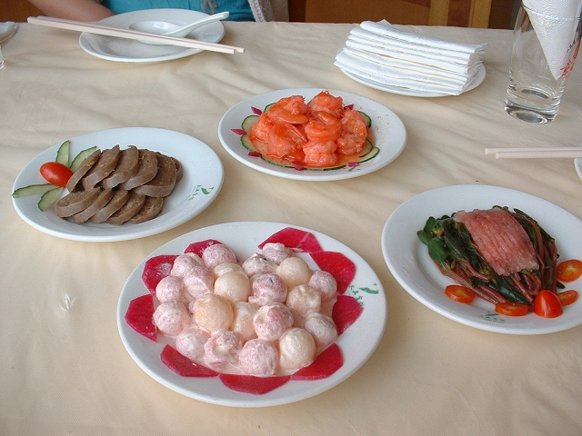 西瓜宴前菜