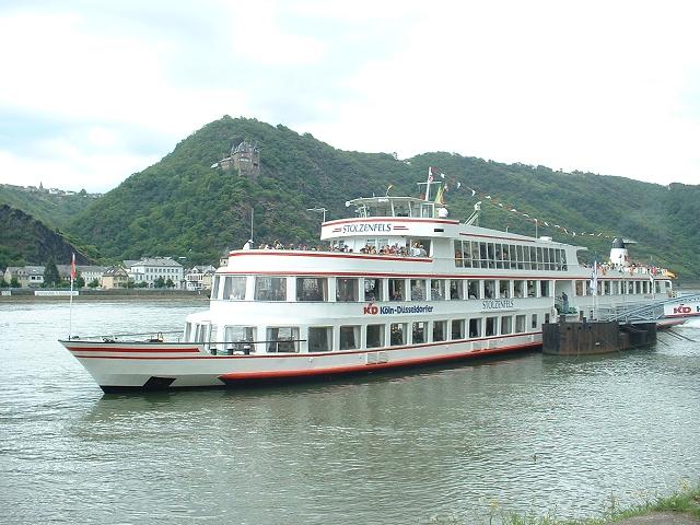 ライン川船