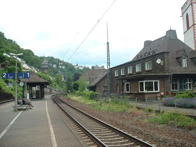 St. Goar駅