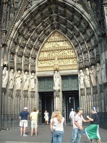 大聖堂西門