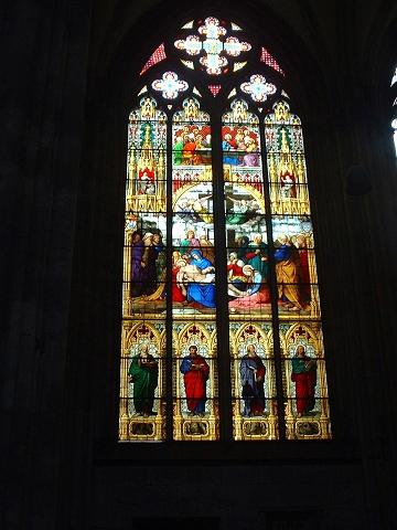 大聖堂バイエルン窓