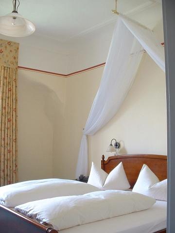 古城ホテルベッド