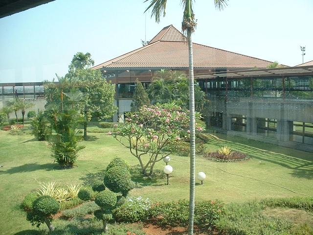 Jakarta空港