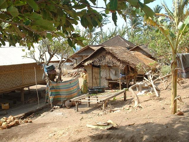 ロンボク旧村落