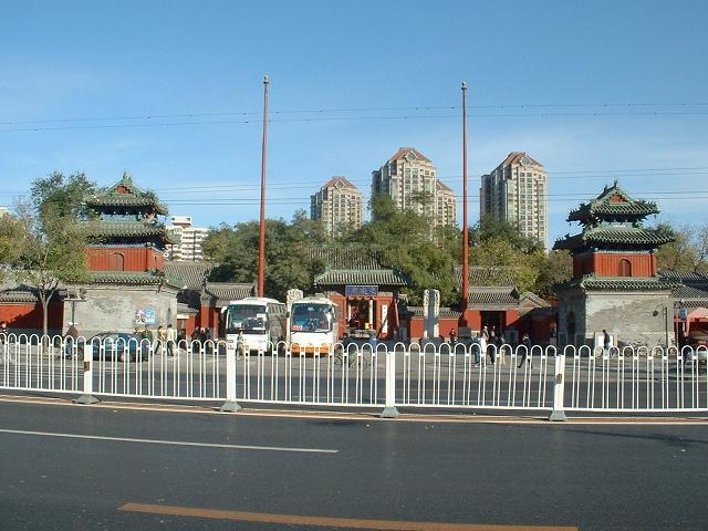 東岳廟全景