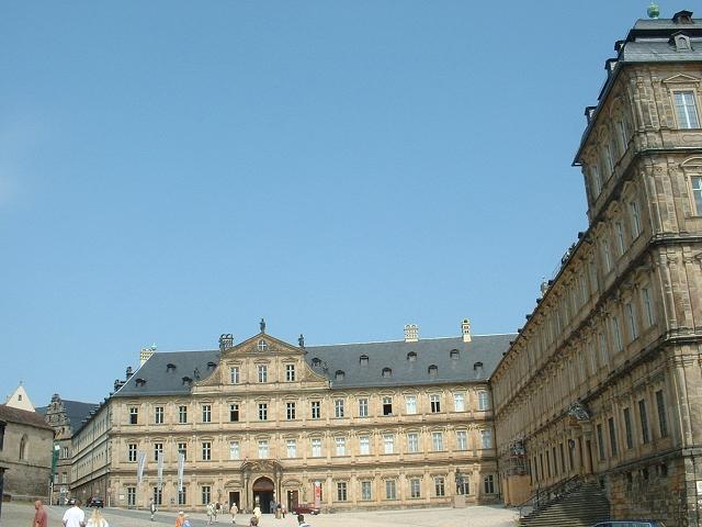 バンベルク新宮殿