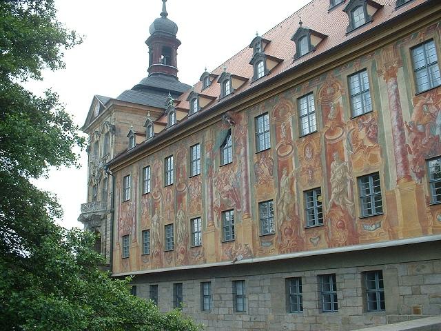 バンベルク旧市庁舎