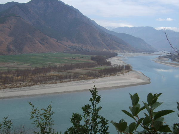 長江第一湾右