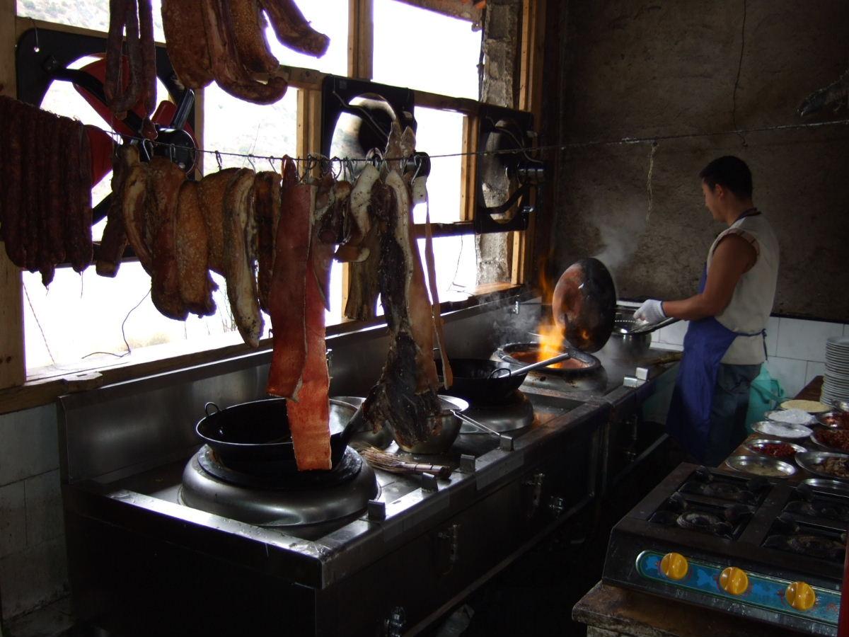 農家菜厨房