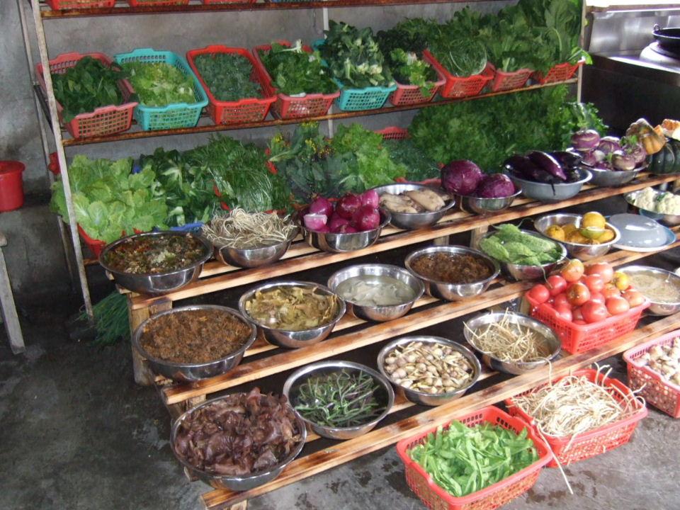 農家菜食材