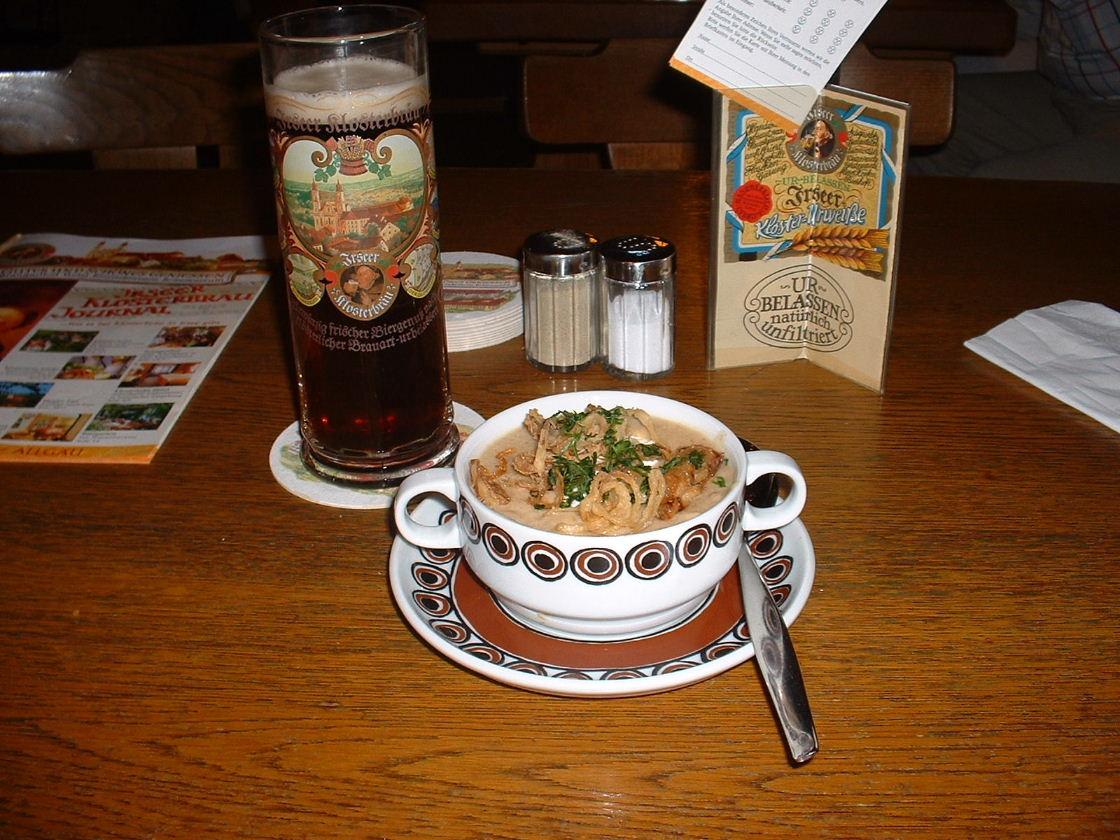 イルゼー ビールスープ