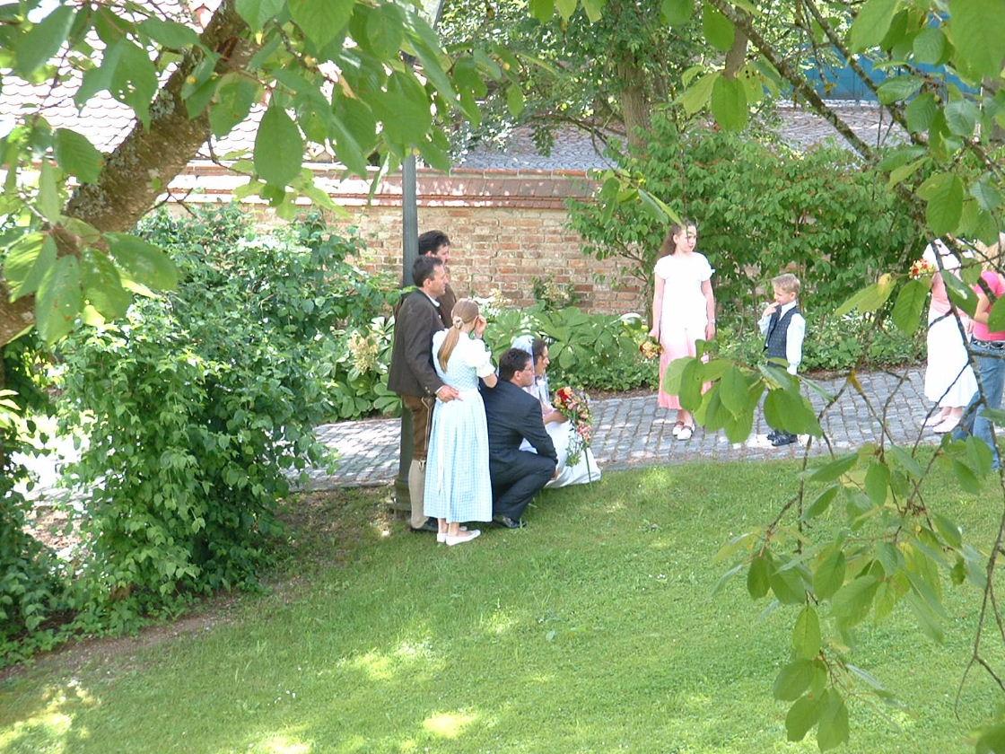 イルゼー結婚式