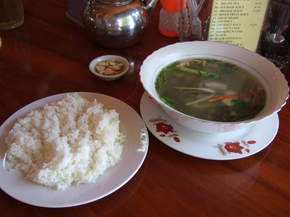 BSフィッシュスープ