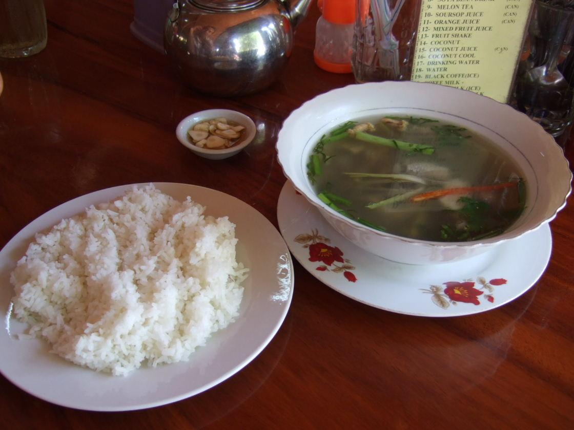 フィッシュ・スープ