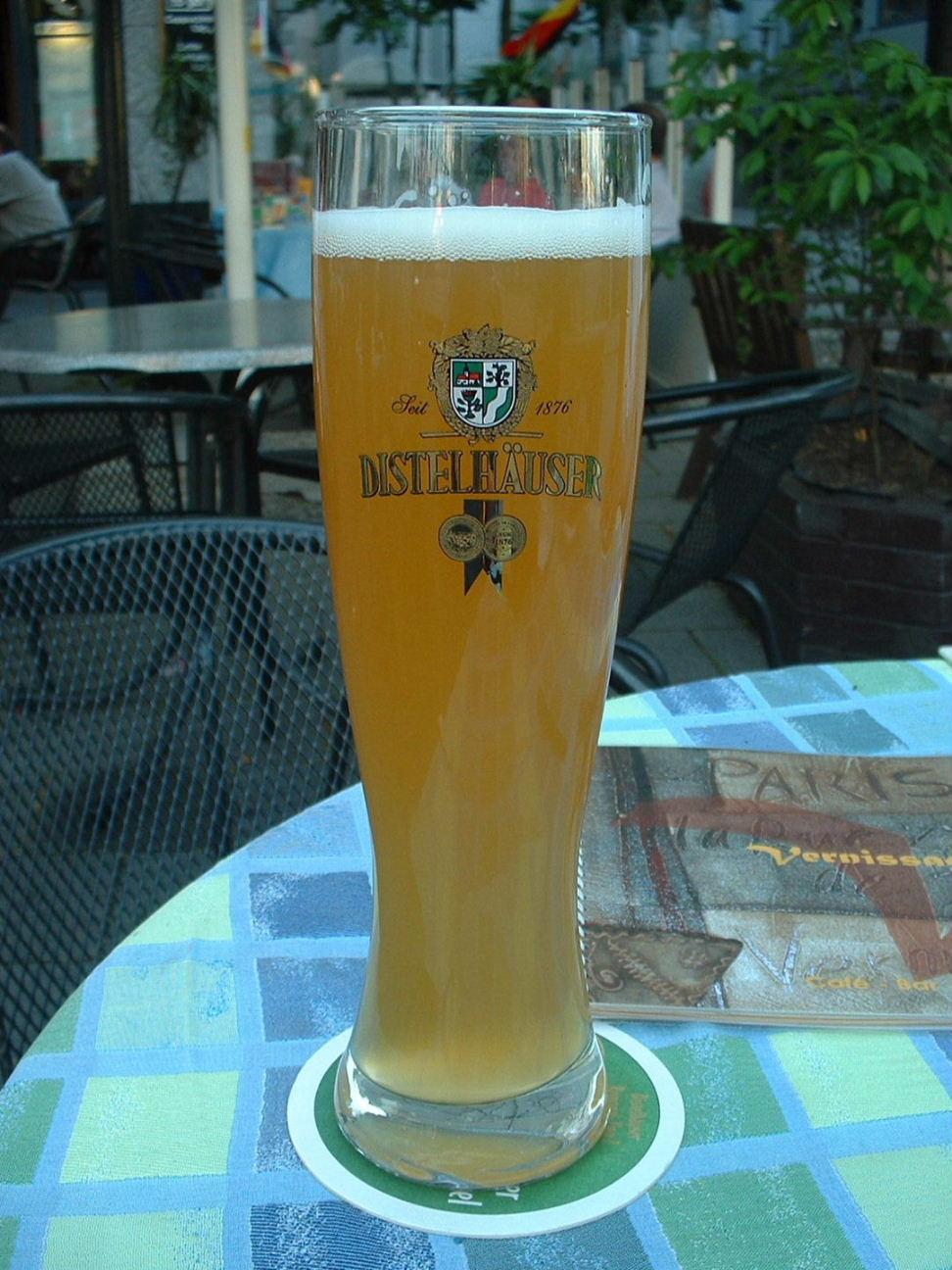 マンハイムのビール