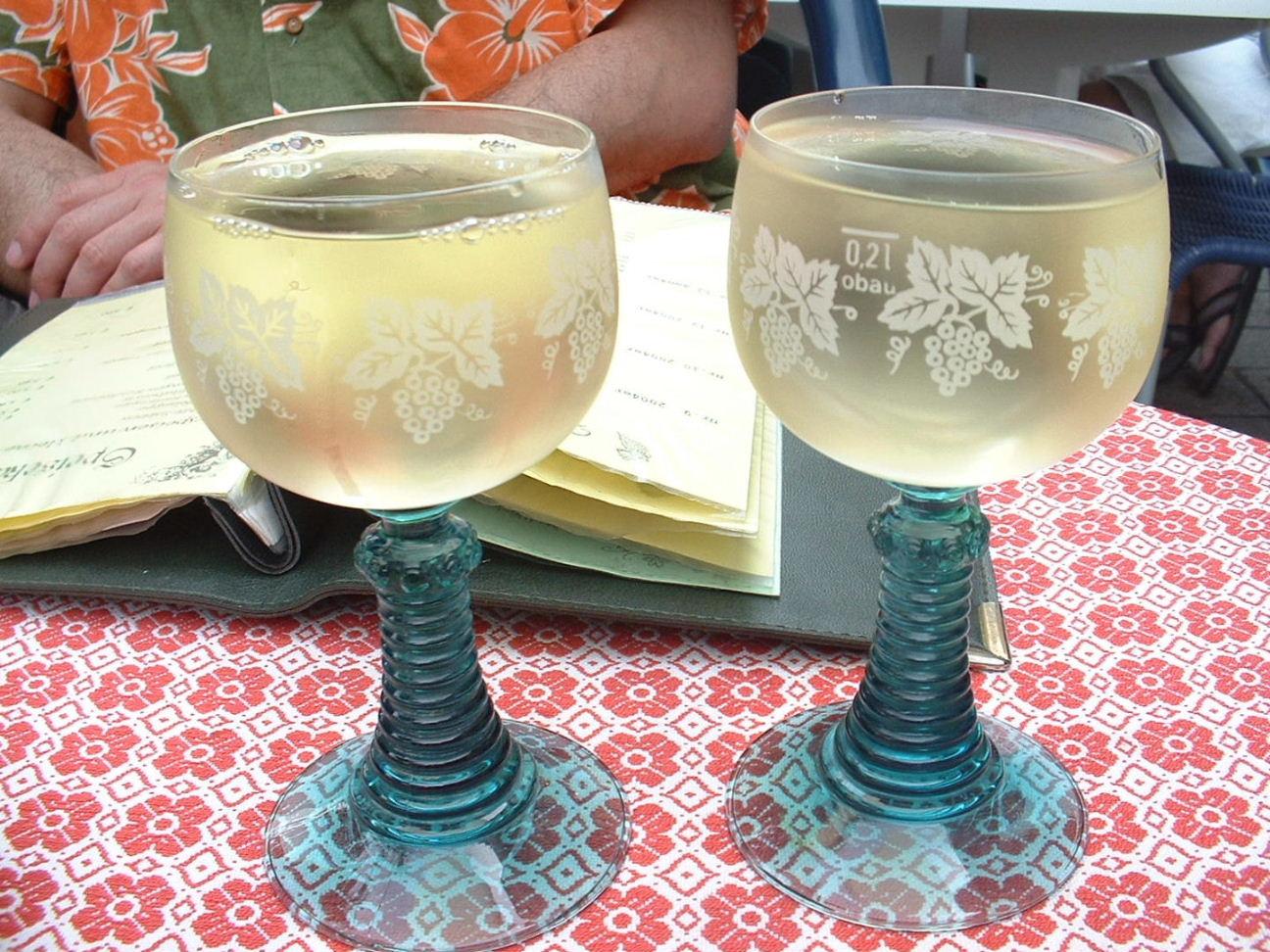 ヴィスバーデン白ワイン