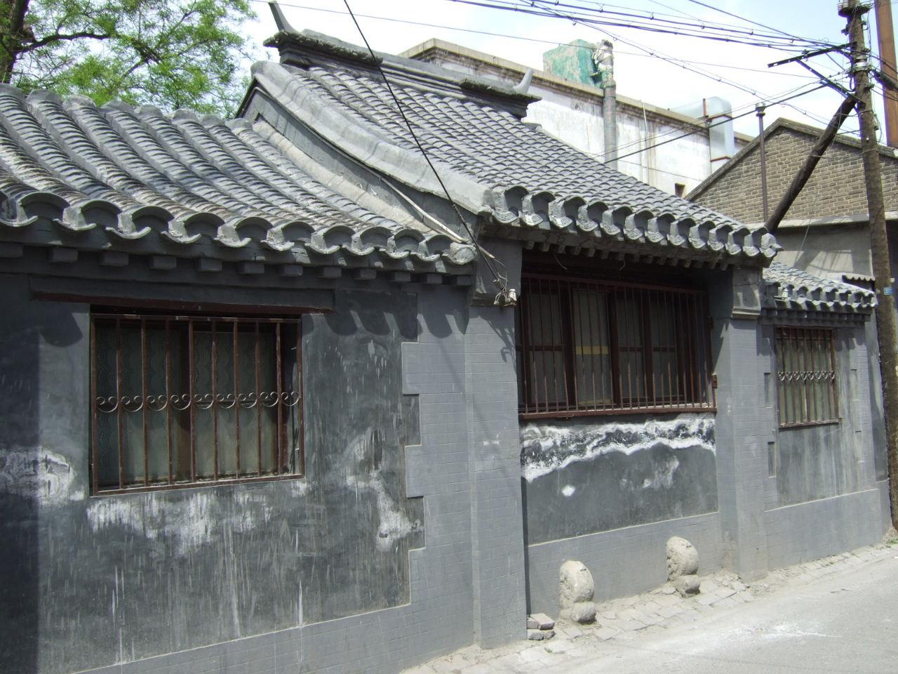 塗り込め門