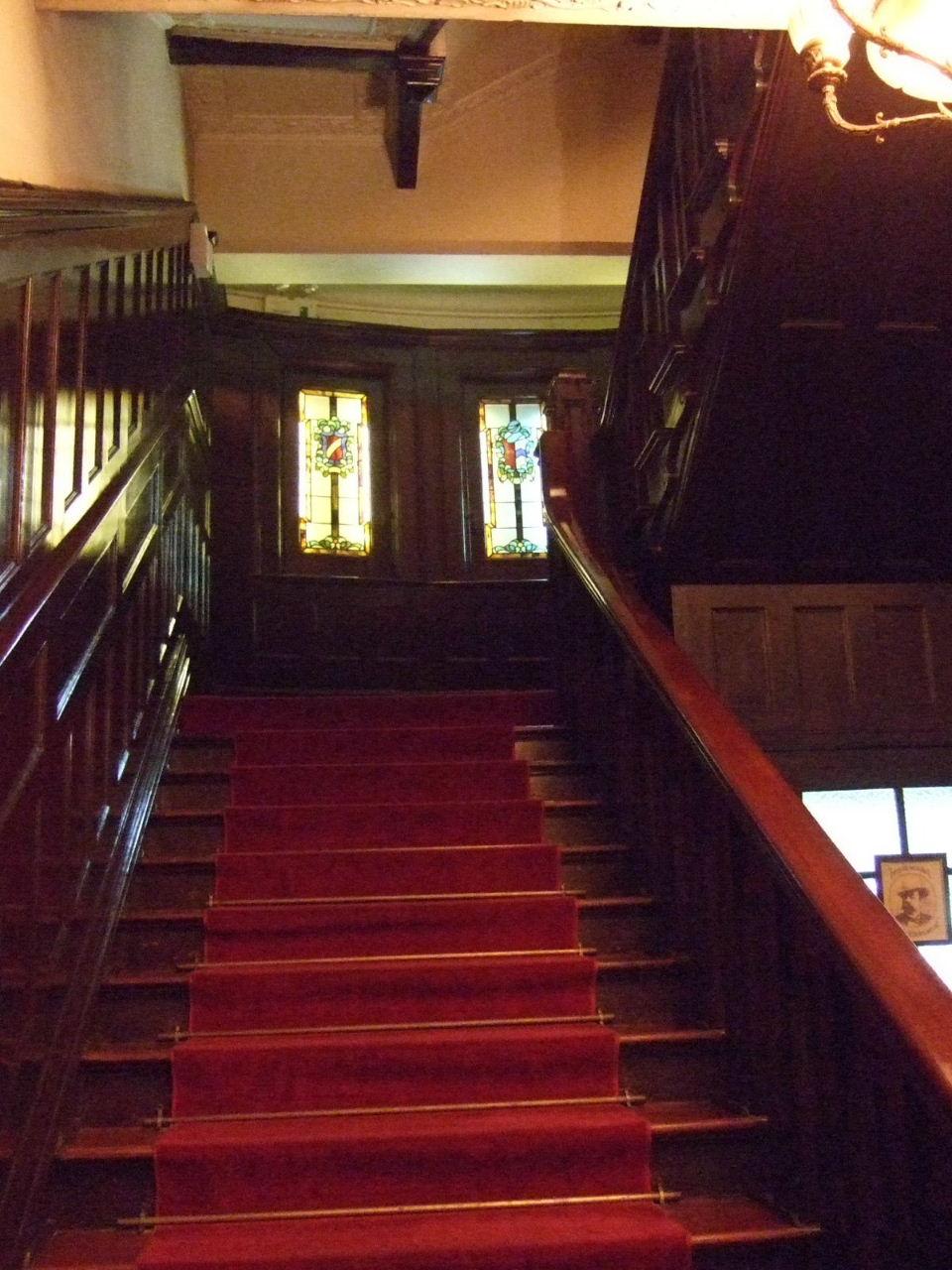 大公館階段
