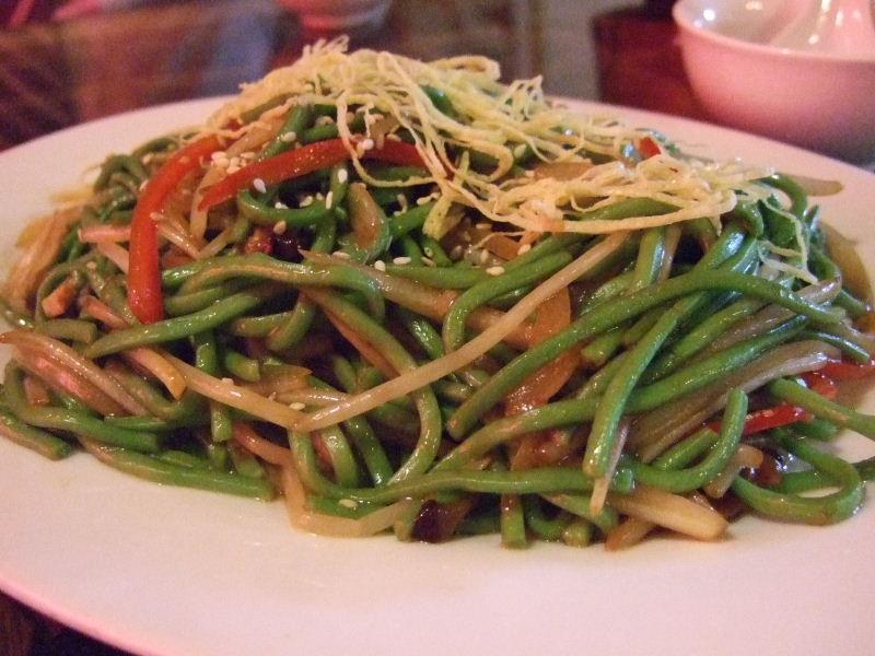 桂公府炒茶麺