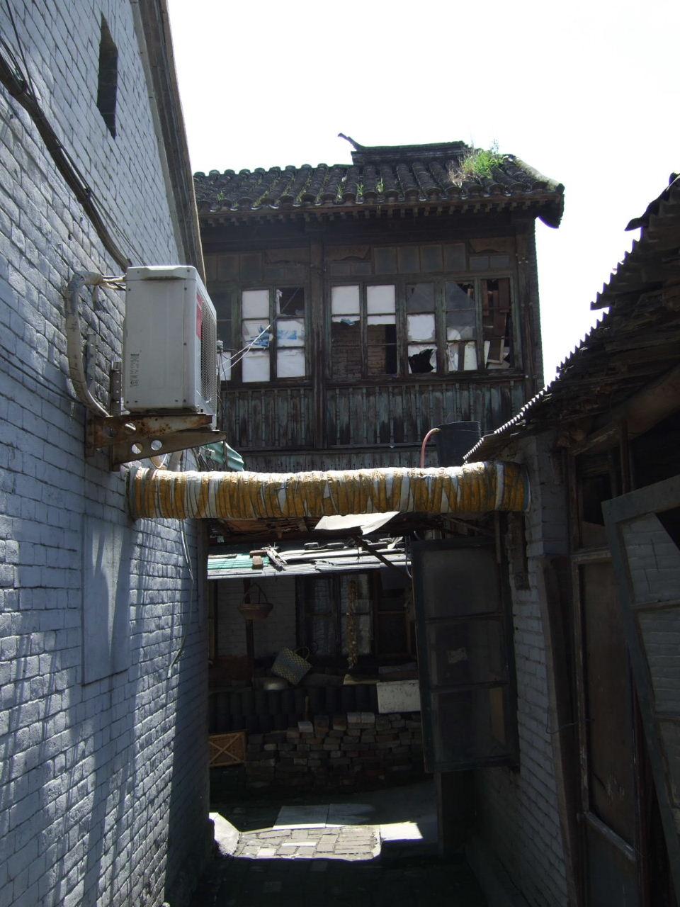 蘇州胡同118日本建築
